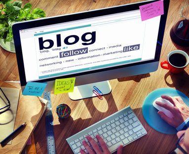 Cómo obtener trabajo a través de un blog